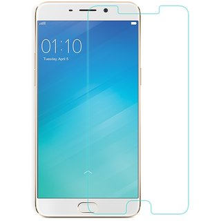SAGATEL Tempered Glass Screen Protector for Oppo F1 Plus