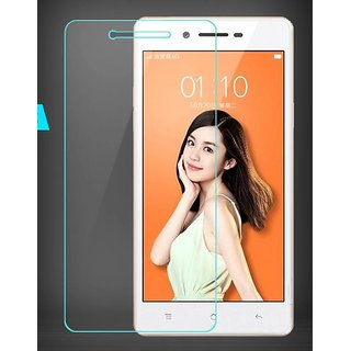SAGATEL Curved Tempered Glass For Oppo Neo 7