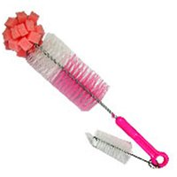 BABY BOTTLE CLEANING BRUSH SET OF 2