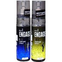 Engage M2  M4 Perfume Body Spray - For Men (120ml)