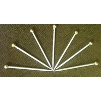 Golden Beads Toothpicks (Pack Of 50)