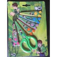 Ben 10 Scissors ( Set Of 6)