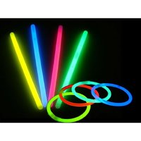 Assorted Color Premium Glow Bracelets (Pack Of 25)