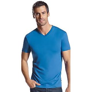 Jockey Perfect V Neck Tee For Men Assorted Color (pack Of 2 Pcs)
