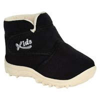 Kids Casual Shoes Pooh Black