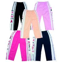 Kids Cotton Track Pant (Pack of - 5)