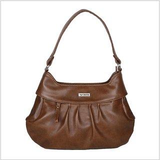Bern Br-136 Coffee Hand Bag