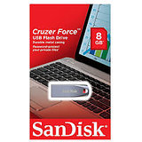 Cruzer Force USB Flash Drive 8gb