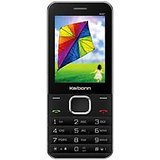 "Karbonn K52 Star Dual SIM Phone With Mobile Tracker1000 Mah Battery "" Black """