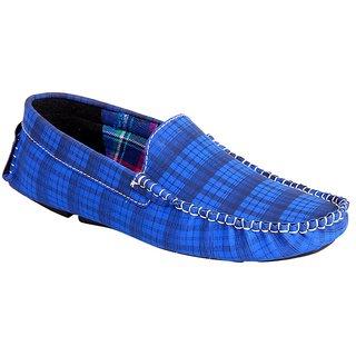 Funkd Men's Blue Casual Shoes