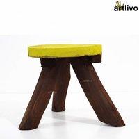 ARTLIVO POPART Tri Stool Yellow SE017