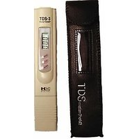 HM Original 100%TDS-Meter-Thermometer-Test-water-Purity+ Temp. Indicator