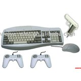 Computer game keyboard video game/ Video Game Console for Sale!!!