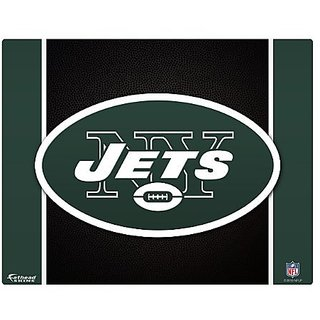 Fathead New York Jets Logo 15/16  Laptop Skin