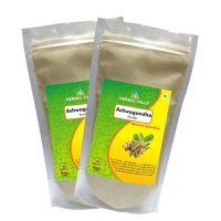 Herbal Hills Ashwagandha Powder - 200 G (Pack Of 2)