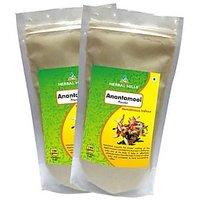 Herbal Hills Anantamool Powder - 200 G Pack Of 2