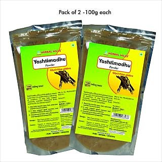 Natural Herbal Powder Yashtimadhu