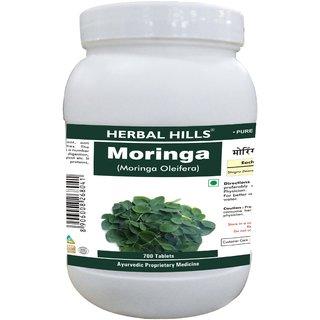 Ayurvedic Medicine Moringa - 700 Tablets