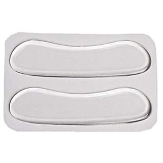 Importikah Unisex Gel Liners for Shoes
