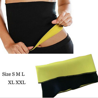 Hot Body Fat Remover Shaper Belt for Slim Beautiful Waist Hot Shapers Belt For Both Men women(S M XL XXL 3XL)