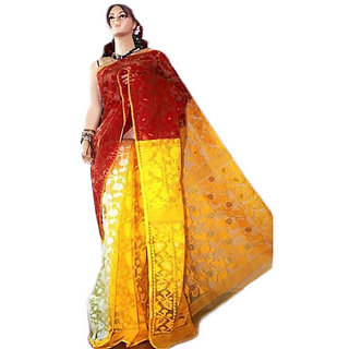 Jamdani Designer Sarees