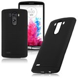 LG K10 Back Cover (Premium Soft Black Dotted TPU Back Cover)