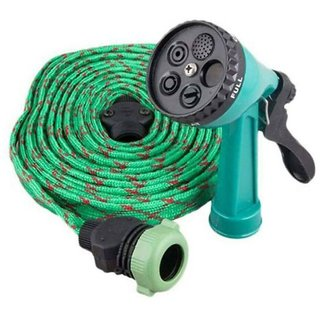 Branded 5 Meter Water Spray Gun For Home Bike Car Cleaning