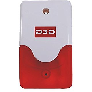 D3D Wireless Siren 110 DB