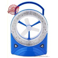 FREE SHIPPING Rechargeable Fan With LED Lamp Bnm Bulk Discount