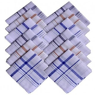 Handkerchief - Set of 12