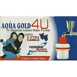 Aqua Gold Water Purifier For Tap, Maintenance Free Cartridge With 2 Filters_H5HM