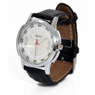 Stylox Stylish Blue Dial Watch