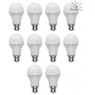 3 Watt Harit Energy Light With Edge Technology Pack Of 10 LED Bulb