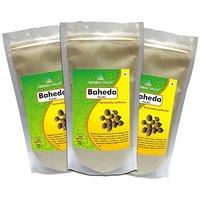 Herbal Hills Baheda Powder  - 300 G Pack Of 3