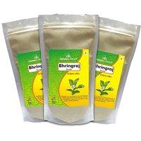 Herbal Hills Bhrungraj Powder  - 300 G Pack Of 3