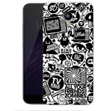 """Television Life Printed Designer Mobile Back Cover For """"Google Infocus M2 Note"""" By Ulta Anda (3D, Matte Finish, Premium Quality, Protective Snap On Slim Hard Phone Case, Multi Color)"""