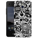 """Television Life Printed Designer Mobile Back Cover For """"Google Infocus M350"""" By Ulta Anda (3D, Matte Finish, Premium Quality, Protective Snap On Slim Hard Phone Case, Multi Color)"""