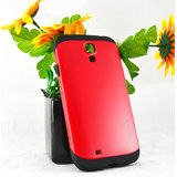 Slim Protective Armor Hard Back Cover Hybrid For Samsung Galaxy S4 9500