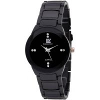 IIk Black Metal  watch for men by miss