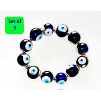 Evel Eye Bracelet - Set Of 3