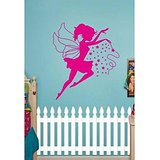 Dream On Walls Decal- Fairy With Magical Wand Wall Sticker