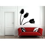 Dream On Walls Decal- Tulips Wall Sticker