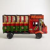 Queen Of Road- Bottle Holder  Indian Truck Art