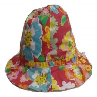 Colourful Printed Adorable Sun Cap