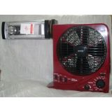 4 In1 Sunca Rechargeable Battery Operated Fan