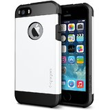 Spigen Slim Armor Case  For Iphone5/5s - White Color