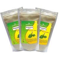 Herbal Hills Punarnava Powder - 300 G Pack Of 3