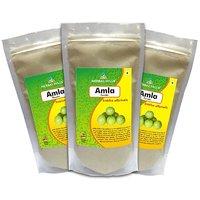 Herbal Hills Amla Powder - 300 G Pack Of 3