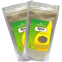 Herbal Hills Ajma Powder - 200 G Pack Of 2