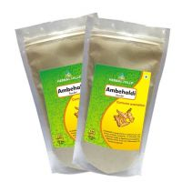 Herbal Hills Ambehaldi Powder - 200 G Pack Of 2